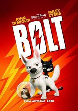 Bolt,闪电狗(中文画面)[2D版](蓝光原版)