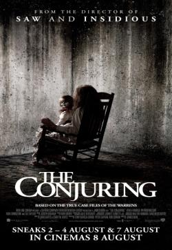 The Conjuring,招魂,诡屋惊凶实录,厉阴宅(蓝光原版)