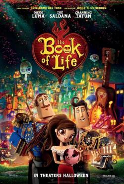 Book of Life,生命之书,生命书,曼罗奇遇记[左右半宽3D](1080P)