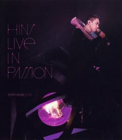 Hins Live in Passion 2014,张敬轩演唱会2014(720P)