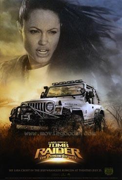 Lara Croft Tomb Raider: The Cradle of Life,古墓丽影2:生命之匙,古墓奇兵2:风起云涌(蓝光原版)