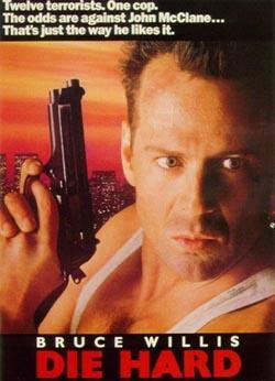 Die Hard,虎胆龙威1,终极警探1,虎胆龙威,顽固分子(蓝光原版)