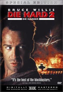 Die Hard 2,虎胆龙威2,终极警探2,顽固分子2(蓝光原版)