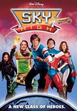 Sky High,超人高校,超人世界(蓝光原版)