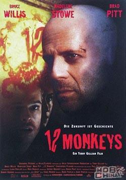 Twelve Monkeys,十二只猴子,未来总动员,12猴子(1080P)