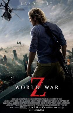 World War Z,僵尸世界大战,地球末日战[左右半宽3D](720P)