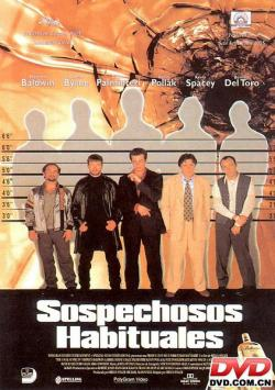 The Usual Suspects,非常嫌疑犯(720P)
