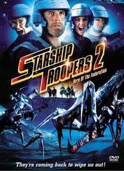 Starship Troopers 2: Hero of the Federation,星河战队2:联邦英雄(蓝光原版)