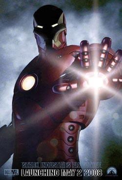 Iron Man,钢铁侠,钢铁人,铁甲奇侠(蓝光原版)