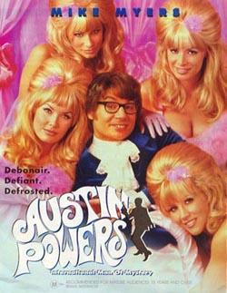 Austin Powers: International Man of Mystery,王牌大贱谍(蓝光原版)