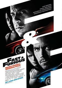 Fast & Furious,速度与激情4,赛车风云,玩命关头4,狂野时速4(蓝光原版)