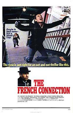 The French Connection,法国贩毒网,霹雳神探,密探霹雳火(1080P)