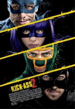Kick-Ass 2,海扁王2,劲揪侠2,特攻联盟2(蓝光原版)