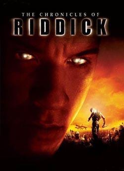 The Chronicles of Riddick,星际传奇2,漆黑一片2,超世纪战警,天域战士(蓝光原版)