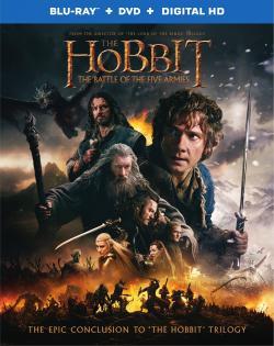 The Hobbit: The Battle of the Five Armies,霍比特人3:五军之战 ,哈比人:五军之战[3D版](蓝光原版)