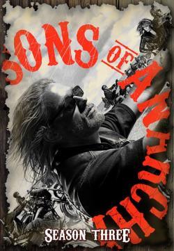 Sons of Anarchy Season 03,美剧《混乱之子》第三季13集全集(720P)