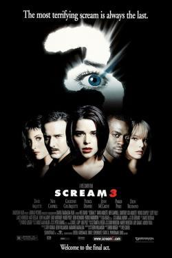 Scream 3 Ghostface Killer,惊声尖叫3,夺命狂呼3,尖叫3(720P)