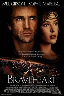 Braveheart,勇敢的心,梅尔吉勃逊之英雄本色,惊世未了缘(蓝光原版)