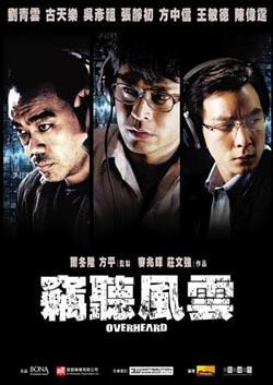 Qie ting feng yun,窃听风云(蓝光原版)