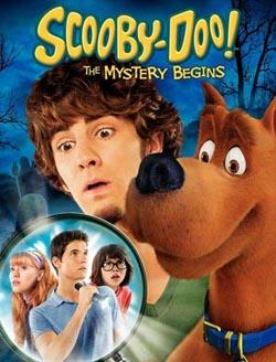 Scooby Doo! The Mystery Begins,史酷比3(蓝光原版)