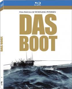 Das Boot,从海底出击,潜艇风暴,特殊任务,紧急下潜(蓝光原版)