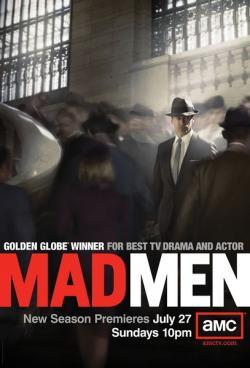 Mad Men S02,美剧《广告狂人》第二季13集全集(720P)