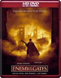 Enemy at the Gates,兵临城下,大敌当前,敌对边缘,决战中的较量(蓝光原版)