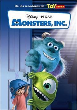 Monsters,Inc.,怪物公司,怪兽电力公司,怪兽公司(蓝光原版)