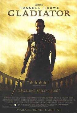Gladiator,角斗士,神鬼战士,帝国骄雄(蓝光原版)