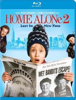 Home Alone 2: Lost in New York,小鬼当家2:纽约迷失记,独自在家2:迷失纽约,宝贝智多星续集玩转纽约(蓝光原版)