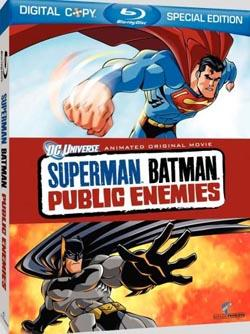 Superman/Batman: Public Enemies,超人与蝙蝠侠:公众之敌(720P)