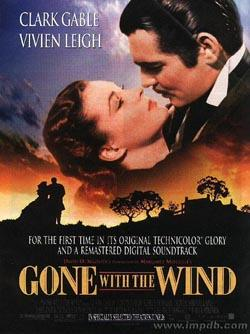 Gone with the Wind,飘,乱世佳人(720P)