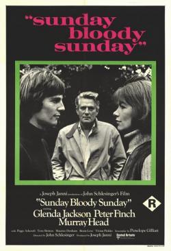 Sunday Bloody Sunday,血腥星期天[第44届(1972)奥斯卡最佳原创剧本](720P)
