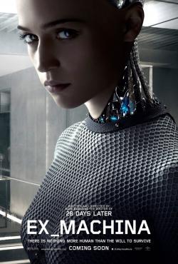 Ex Machina,机械姬,机器夏娃(720P)