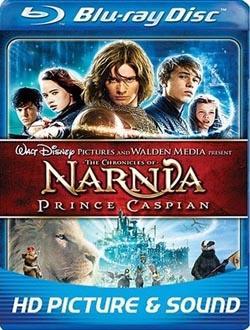 The Chronicles of Narnia Prince Caspian,纳尼亚传奇2凯斯宾王子(蓝光原版)