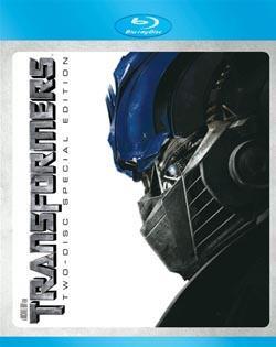 Transformers,变形金刚1(DIY版本)(蓝光原版)