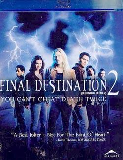 Final Destination 2,死神来了2(蓝光原版)