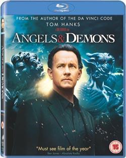 Angels and Demons,天使与魔鬼达.芬奇密码前传(加长版港版)(蓝光原版)