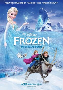 Frozen,冰雪奇缘,魔雪奇缘,冰雪大冒险[3D版](蓝光原版)