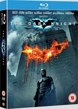 THE DARK KNIGHT,蝙蝠侠前传2:黑暗骑士(蓝光原版)