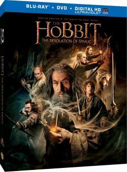The Hobbit: The Desolation of Smaug,霍比特人2: 史矛革之战,哈比人: 荒谷魔龙(蓝光原版)