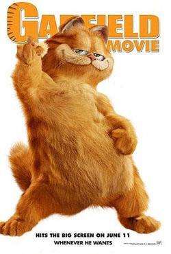Garfield,加菲猫I(蓝光原版)