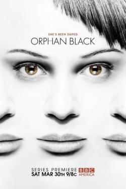 Orphan Black S01,美剧《黑色孤儿》第一季10集全集(720P)
