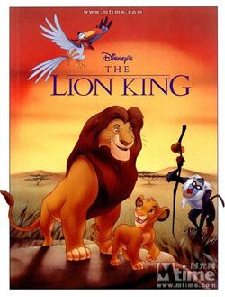 The Lion King,狮子王(720P)
