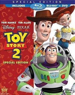 TOY STORY II,玩具总动员2(蓝光原版)