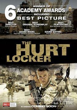 The Hurt Locker,拆弹部队,危机倒数,拆弹雄心(蓝光原版)