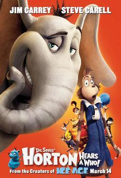 Horton Hears a Who!,霍顿与无名氏(蓝光原版)