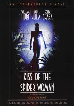 Kiss Of The Spider Woman,蜘蛛女之吻(720P)
