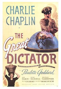 The Great Dictator,卓别林经典作品:大独裁者(蓝光原版)
