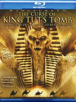 Curse of King Tut`s Tomb,神秘魔石,神鬼传奇之法老王的咒语,图坦卡曼墓地的诅咒(蓝光原版)